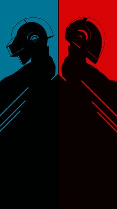 Daft Punk iPhone Wallpaper HD.