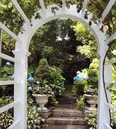 Gardens Beyond The Arbor