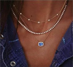 Women Ladies Multilayers Simulation-Pearls Long Chain Sweater Necklace Gift KUS