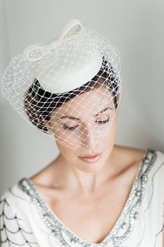 Photo from Philippa Brooks Millinery collection by Rachel Hayton Photography