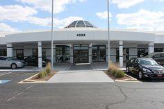 Napleton's Valley Hyundai located on Ogden Ave, just one block west
