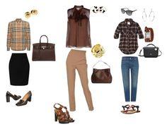 TRADI 1 by franceska-06 on Polyvore featuring mode, Ralph Lauren, Burberry, Abercrombie & Fitch, Hermès, L.K.Bennett, Levi's, Lacoste and Louis Vuitton