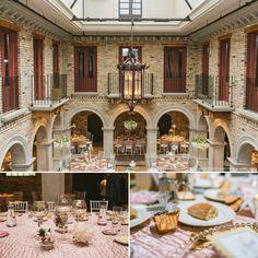 Manifesto Photography | Kitchener Wedding Photographers | Hacienda Sarria | #luxe #PninaTornai #Bespoke