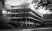 Bürohaus Sulgeneck, Bern 1971-1974 | IttenBrechbühl