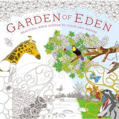 Garden Of Eden – Coloring Book Review And Giveaway