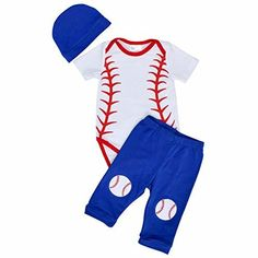 79792bd77d33 7 Best Kids Baseball Boutique Outfits images | Unique baby, Baby ...