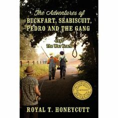 #Book Review of #TheAdventuresofBuckfartSeabiscuitPedroandtheGang from #ReadersFavorite - https://readersfavorite.com/book-review/31955  Reviewed by Michelle Stanley for Readers' Favorite  Boys will always get into entertaining mischief in The Adventures of Buckfart, Seabiscuit, Pedro and the Gang by Royal T. Honeycutt. These boys have one of the best summers, despite the repercussions of war. Seabiscuit and his brother stay with their loving grandparents on their farm. Both generations ...