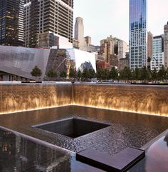 September 11th Memorial... This is stunning