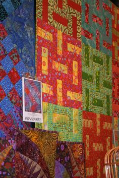 aardvark quilts | Have A Notion: Aardvark Quilts at Spring Quilt Market 2010 in ...