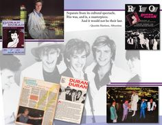 On May 10 at midnight EST, http://duranduran.com will premiere our oral history of the albumRIO featuring Nick, Roger, John & Simon ! In addition, SiriusXM Radio's 1st Wave with Richard Blade Official Page will celebrate 35 years of the band hroughout day with interviews and music starting at 3am EST. TUNE IN! #rio35 #duranduran #siriusxm #1stwave #duranies