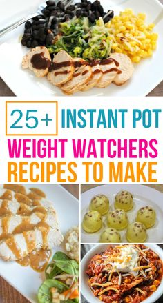 Weight Watchers Instant Pot Recipes Looking for Instant Pot Weight Watchers Recipes?Looking for Instant Pot Weight Watchers Recipes? Weight Watcher Dinners, Plats Weight Watchers, Ww Recipes, Seafood Recipes, Healthy Recipes, Healthy Pressure Cooker Recipes, Chicken Recipes, Water Recipes, Skinny Recipes