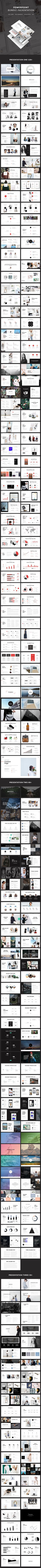 PowerPoint Bundle 3 in 1 #300x600 #entrepreneur • Download ➝ https://graphicriver.net/item/powerpoint-bundle-3-in-1/18608746?ref=pxcr