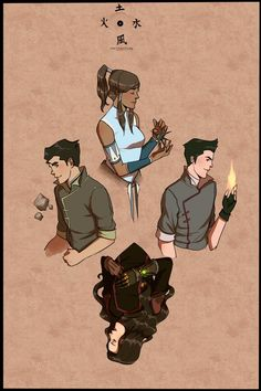 House of Korra by Marina-Shads on DeviantArt #Avatar #Legend_of_Korra