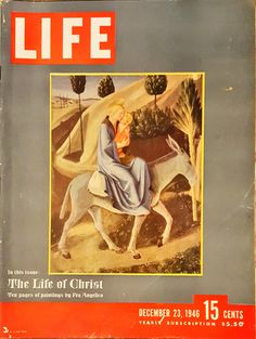 LIFE Magazine from December 23, 1946 by CnWsTexasTreasures on Etsy