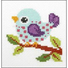 oiseau point de croix - Recher |  Recherc