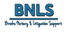 Wave • Brooks Notary & Litigation Support • Invoices