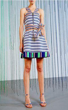 Tanya Taylor Spring Summer 2016 Look 10 on Moda Operandi