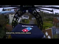 See the latest delivery innovation from Domino's. The DomiCopter – taking deliveries to new heights. Cannes, Innovation, The Next Big Thing, Inbound Marketing, Going To Work, Videos, Remote, Social Media, Pizza