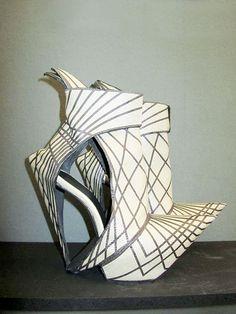 Deniz Terli Industrial Style ShoeArt GDS 2015   Art Shoes