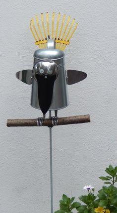 ANIMETALz - ANIMETALz Skulpturen aus dem Küchenschrank