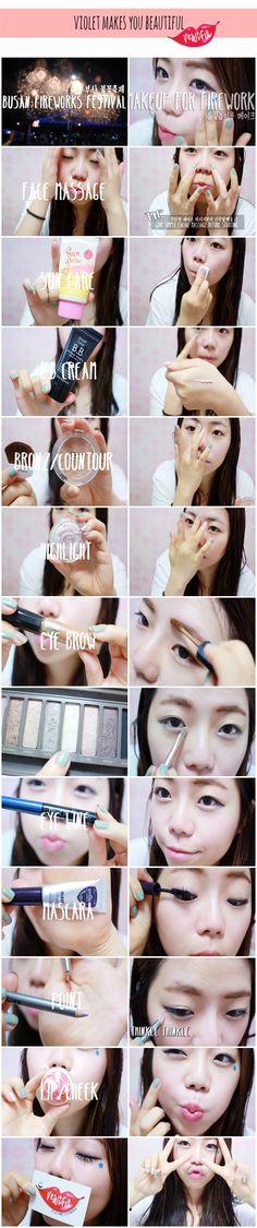makeup,cosmetics,how to apply makeup ;)