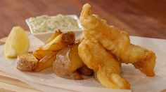GINGER BEER-BATTERED FISH RECIPE
