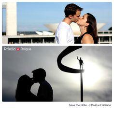 Save the Date - Brasil http://priscilaroquefotografia.com/casais/