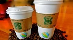 Global Eco Products / Eco Ware – From nature to your table and back to nature Hot Coffee, Coffee Cups, Compost, Plant Based, Beverages, Tableware, Coffee Mugs, Dinnerware, Composters