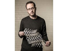 Visual, Tactile, and Intuitive | American Craft Council artwork by Matt Shlian