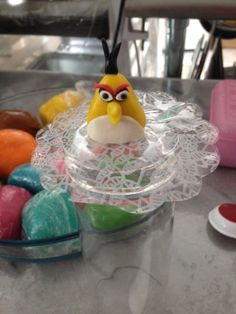 ANGRY BIRDS SWEETS!! www.sweettrestusa.com