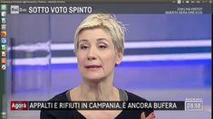 """""""L'inchiesta di fanpage fa paura, la Campania è la regione con la più percentuale di morti per tumore dovuti alla gestione dei rifiuti. Credo che la responsabilità debba essere del pubblico"""" @Fornario #agorarai"""