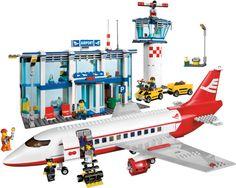 LEGO 3182-1: Airport