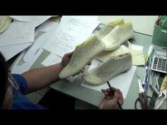 台灣丙級製鞋教學 Taiwan Footwear teaching & Shoe design, with English subtitle - YouTube