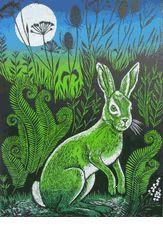Lino Prints - Teresa Winchester