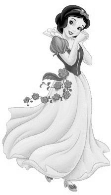 Snow White- Joslyns favorite princess