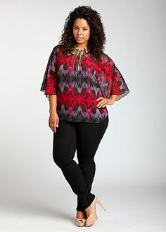 Ashley Stewart-really cute Plus Size Fashion For Women, Plus Size Womens Clothing, Plus Size Outfits, Trendy Fashion, Women's Clothing, Women's Fashion, Fashion Outfits, Clothes For Women, Plus Size Chic