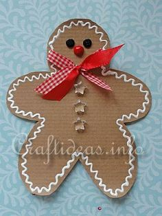 childrens christmas craft ideas - Google Search