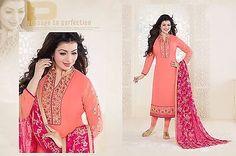 Bollywood Pakistani Anarkali Designer Salwar Kameez Suit Indian Dress Ethnic new