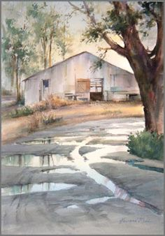 Howard Rees Puddles