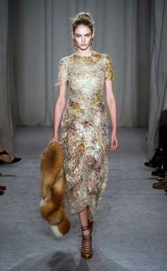 Marchesa fall/winter 2014-15 New York