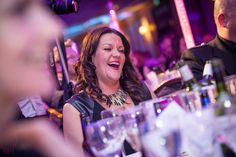 Event photography at the Exhibition News Awards, 2013