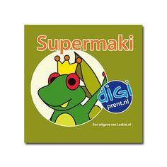 Miniboekje - Supermaki http://onderwijsstudio.nl/product/miniboekje-supermaki/