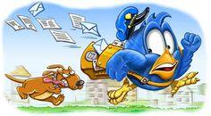 СМС-поздравления с Днем почты