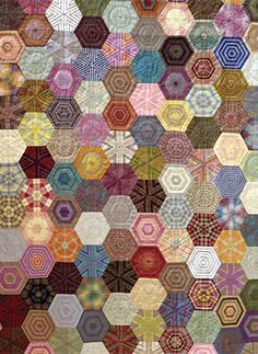 Hexagons from Parsley, Page, Rosemary & Thyme