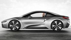 BMW i8 (Renderings Photo)