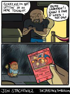 20 pokemon-themed jokes that only nerds will understand.
