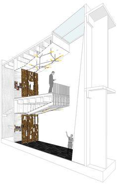 Gallery of Sullivan Family Student Center / LTL Architects - 20
