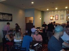 Inside Kuni's, a sushi restaurant in Downtown Buffalo   Step Out Buffalo