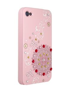 Pink Angel and Pink Lace for iPhone4/4S