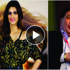 Kriti Disagrees With Rishi Kapoor, Defends Young Stars For Not Attending Vinod Khanna's Funeral